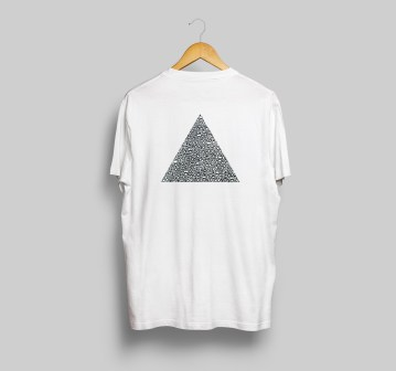 T-Shirt M Triangle