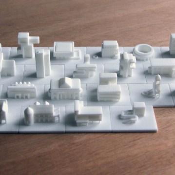 20+ buildings
