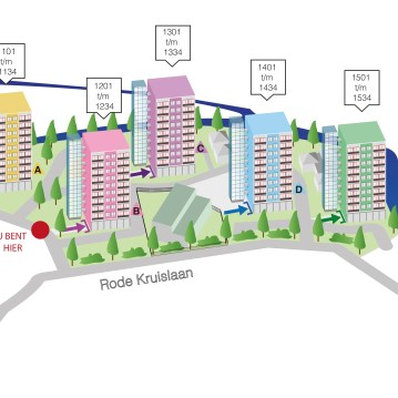 DERXL Student complex map