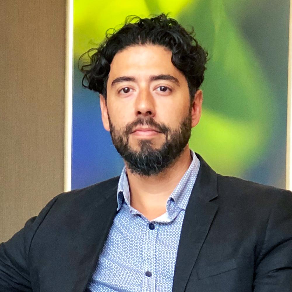 Jacob Valdez, Teguar Sales Manager