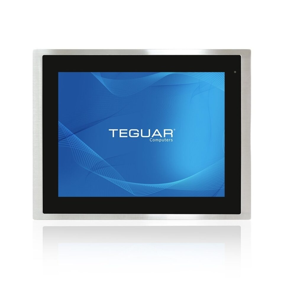 """12"""" All-in-One Industrial Panel PC 