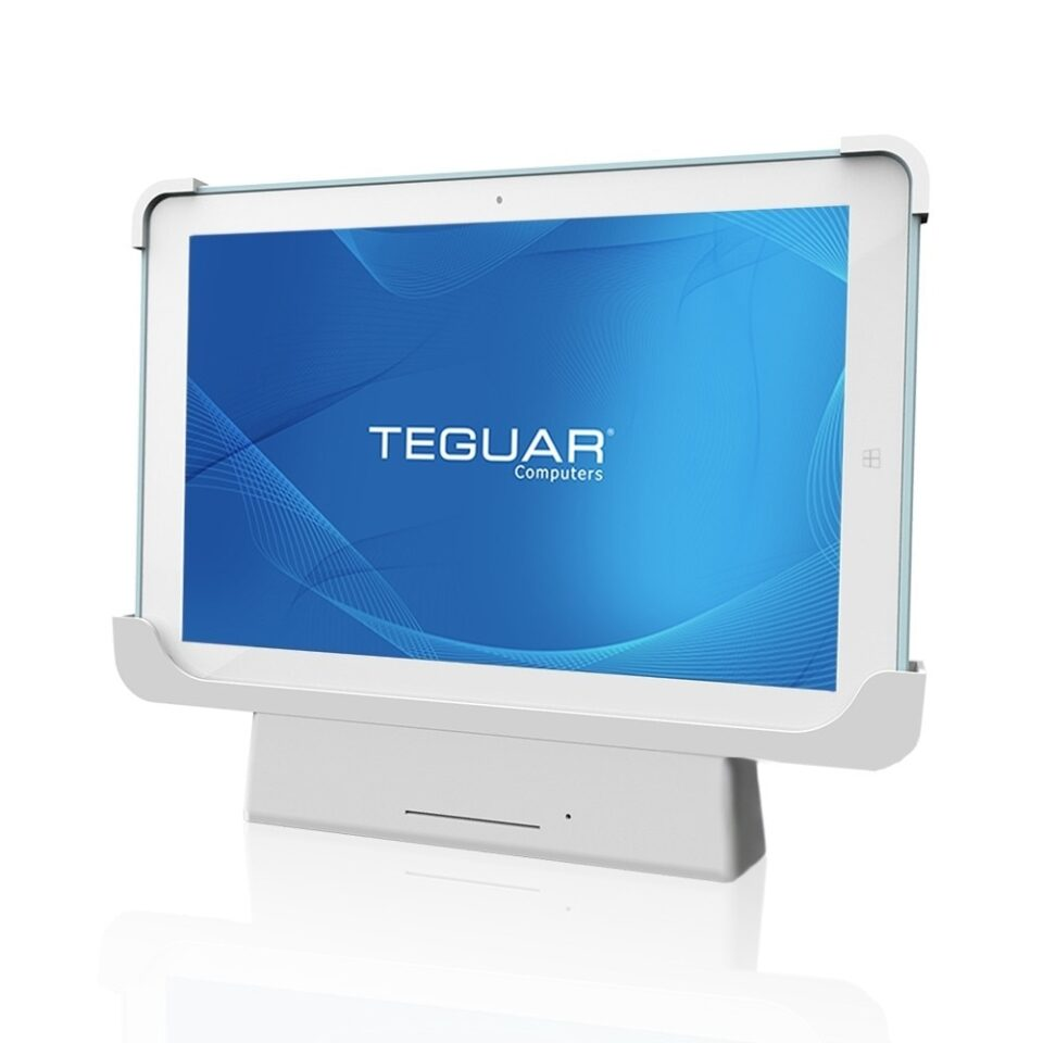 "12"" Medical Tablet PC | TMT-4375-12 in white"