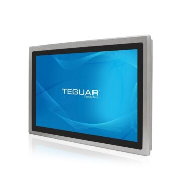 """15.6"""" Industrial Touchscreen Monitor 