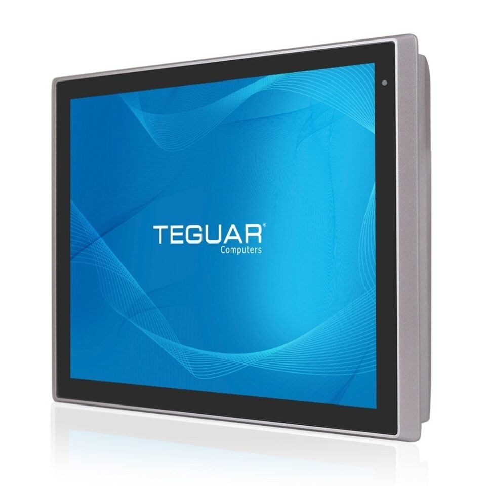 """19"""" Touchscreen Industrial PC   TP-2945-19"""
