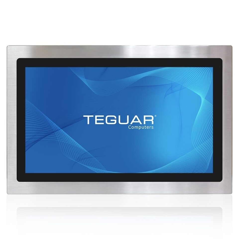 "22"" Fanless Panel PC 