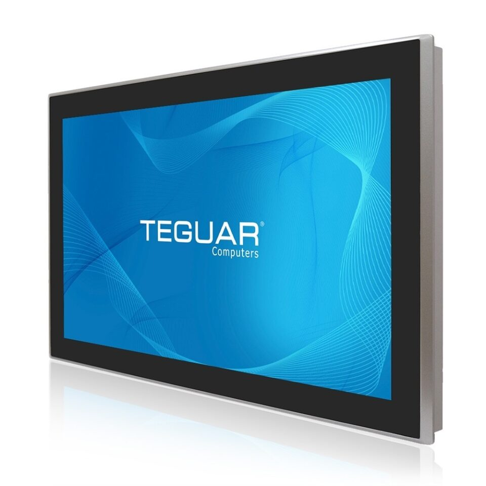 """22"""" Touch Panel PC 