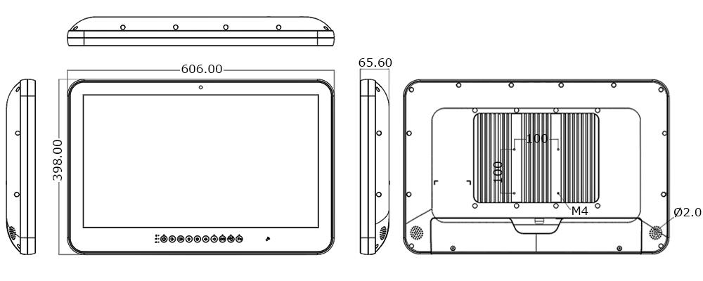 TM-5010-24 Tech Drawing