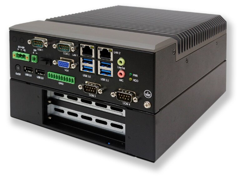 TB-5545-MVS with 2x Expansion