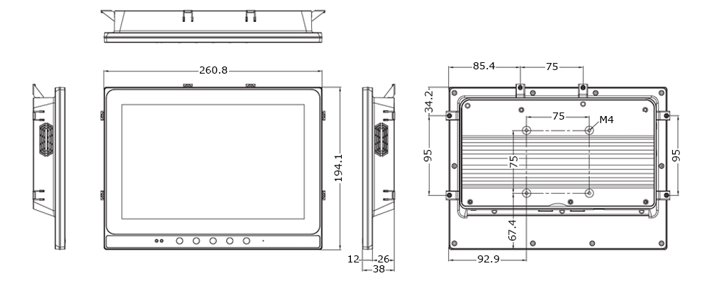 Technical Drawing TM-4433-10