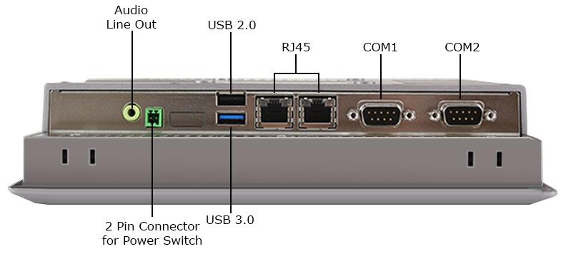 8-inch Computer IOs