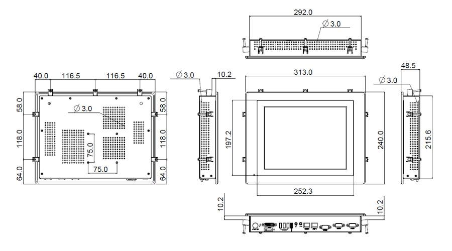 TP-4010-10 Drawings