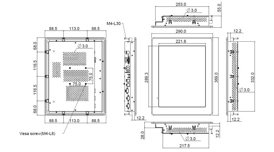 TP-4010-12 Drawings