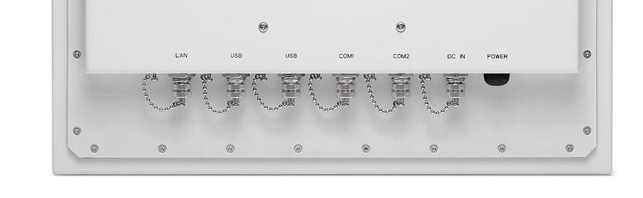 TR-0810-15 Panel PC