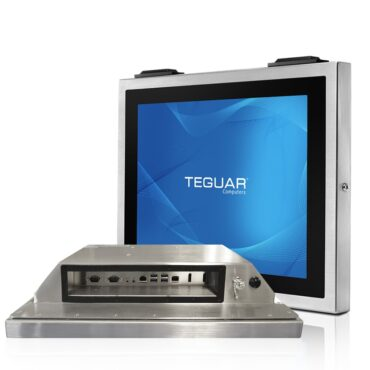 Stainless Steel PC with Cable Gland | TSC-5010-15