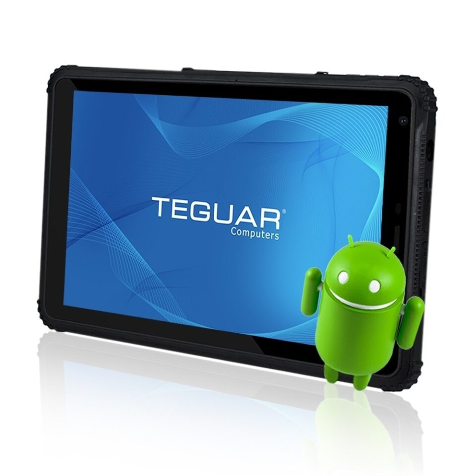 """10"""" Android Rugged Tablet   TRT-A5380-10S"""