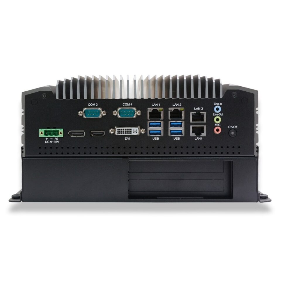 Rugged Fanless PC | TB-5045-PCIe
