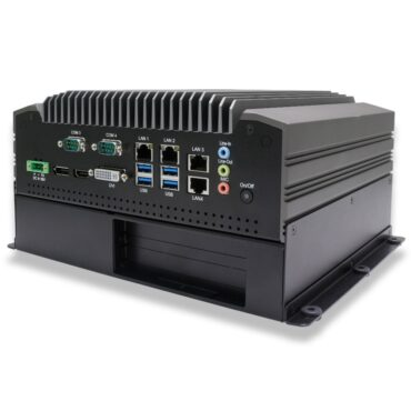 Fanless Box PC   TB-5045-PCIe