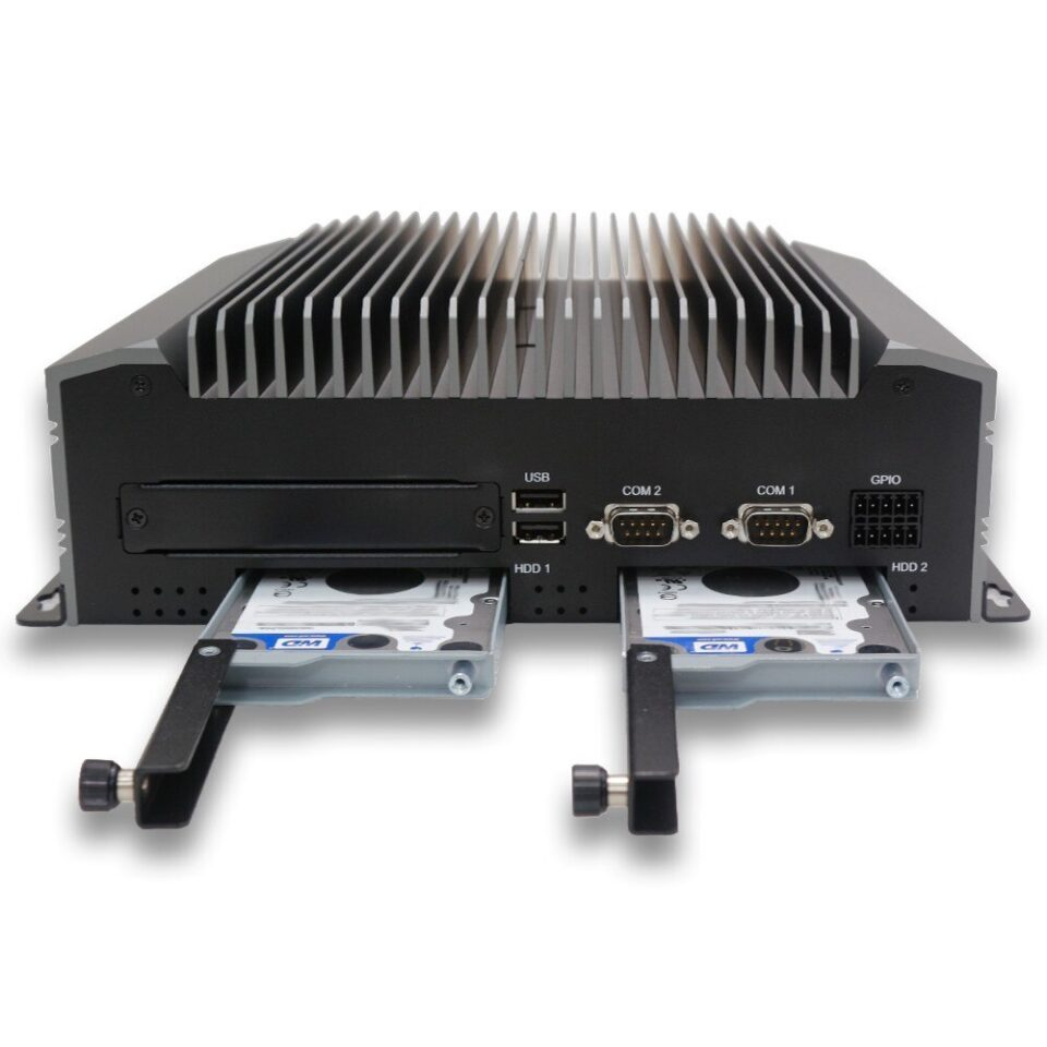 Industrial Fanless PC | TB-5545