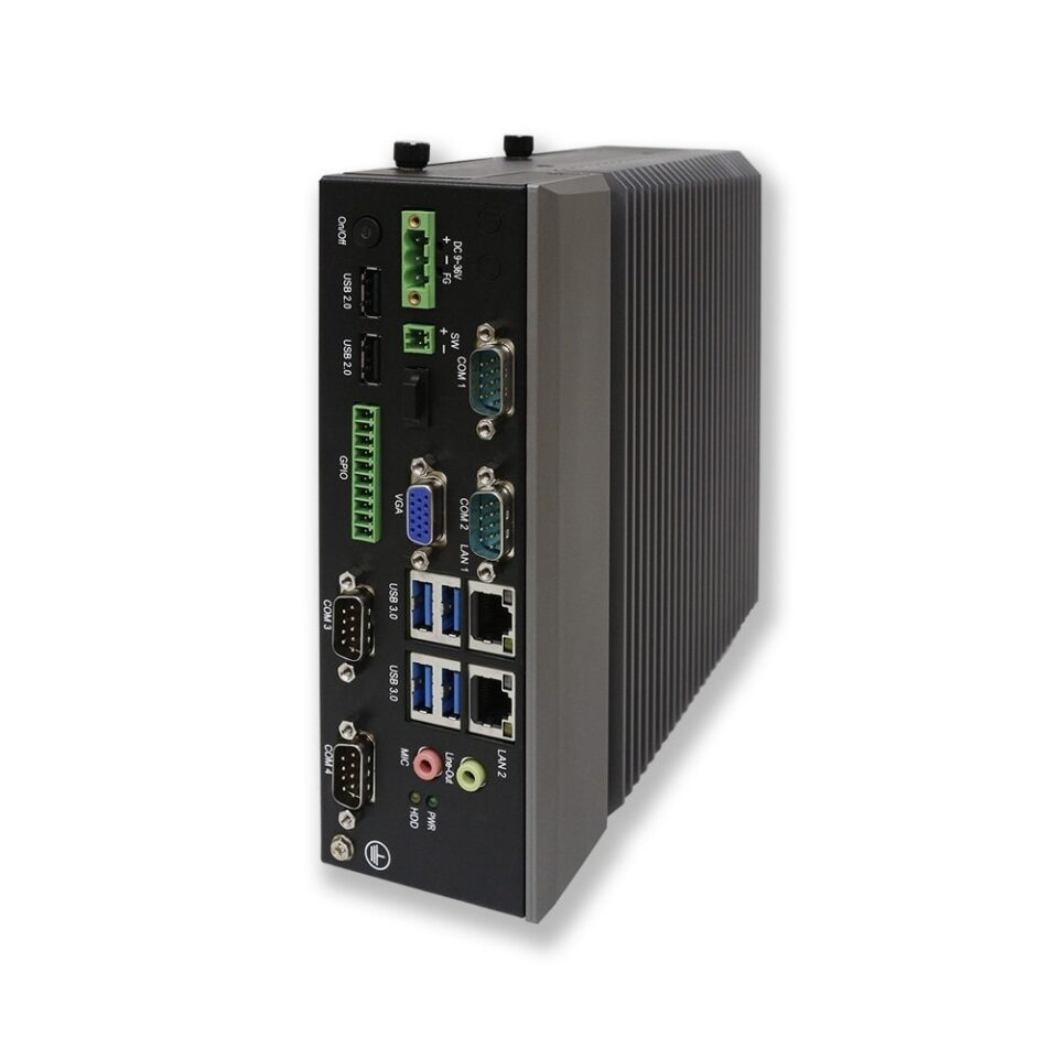 Machine Vision Box PC | TB-5545-MVS