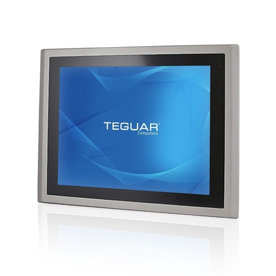 """15"""" Industrial Touchscreen Monitor 
