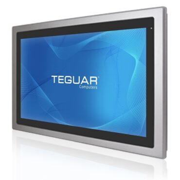 """21.5"""" Industrial Touchscreen Monitor 