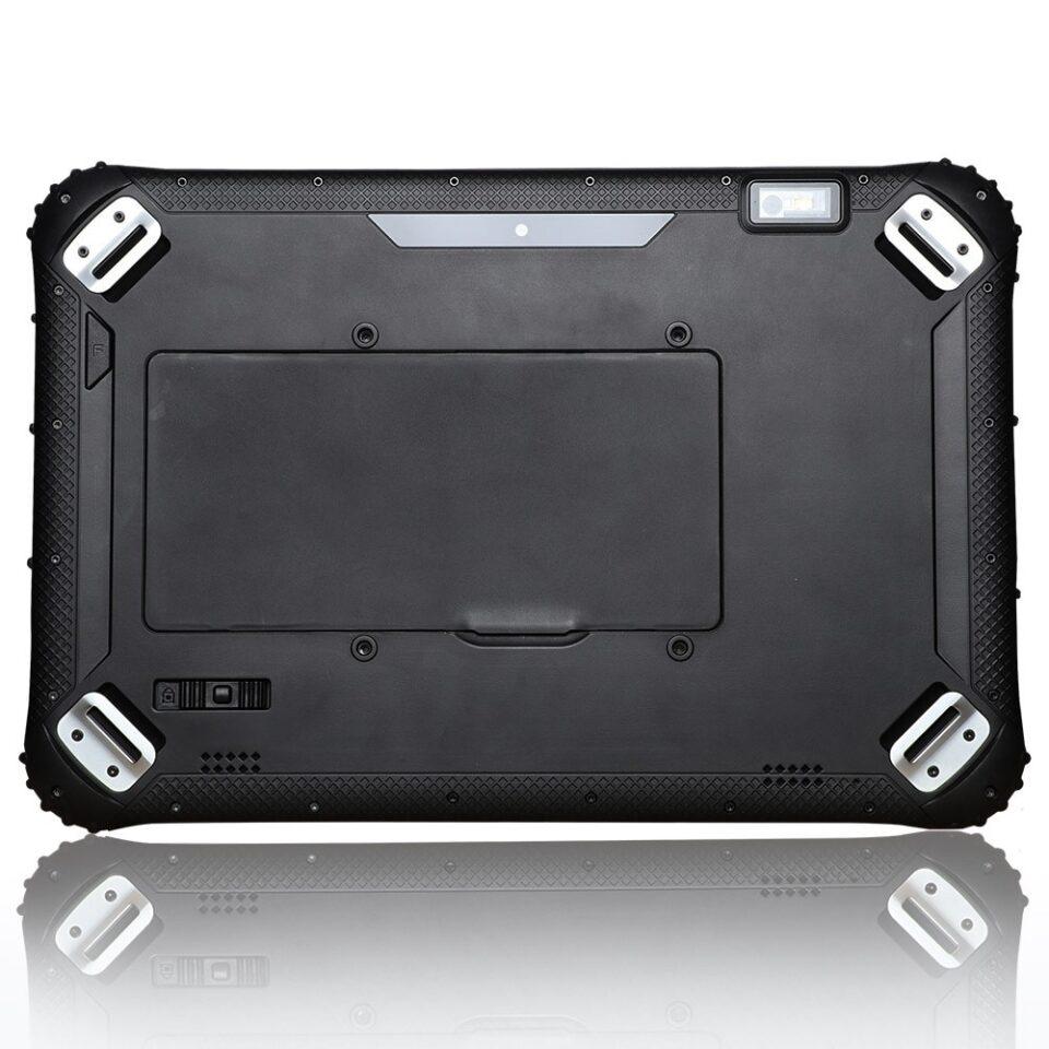 TRT-4380-12 rugged tablet back