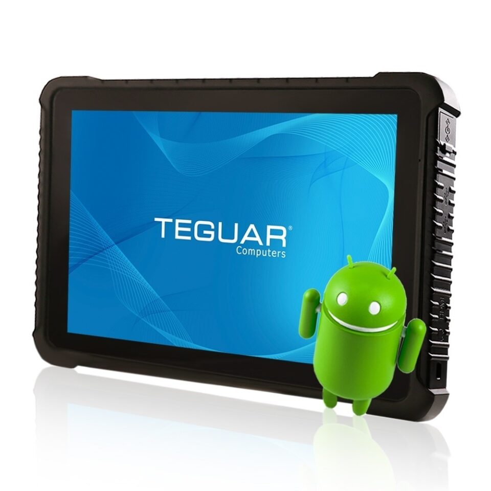 """10"""" Rugged Android Tablet 