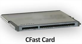 CFast card computer storage type