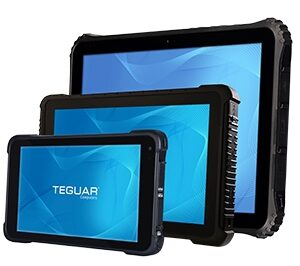 Teguar TRT-Q5380 series of rugged tablets