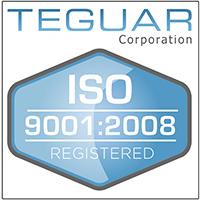 Teguar Corporation ISO 9001:2008