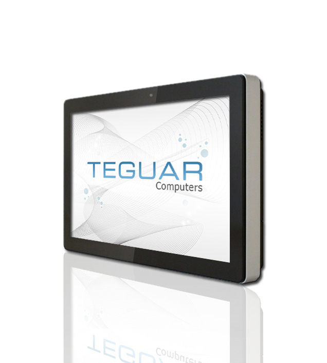 Teguar industrial touchscreen computer