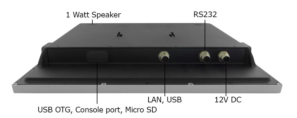 Teguar TA-A920-15 inputs and outputs