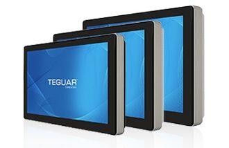 Three sizes of the Teguar TM-5040 series
