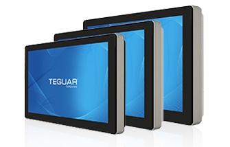 Four sizes of the Teguar TM-5040 series