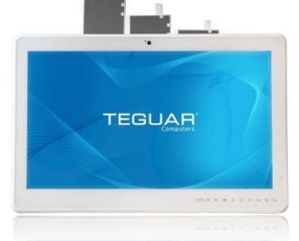 Teguar TM-5510-22 with hot-swappable batteries
