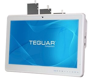Teguar TM-5510-24 medical computer with hot-swappable batteries