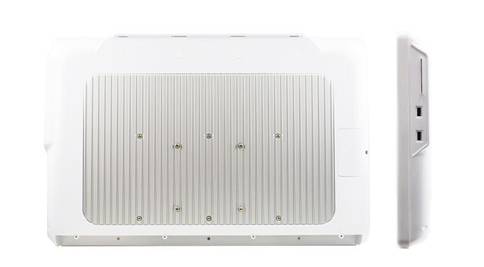 TM-5510 fanless heatsink