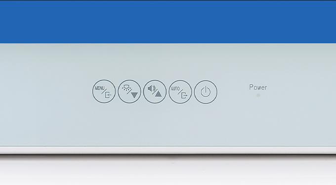 Teguar TMD-10 flush front buttons