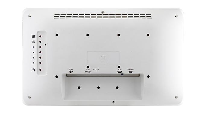 Teguar TMD-25-10 back panel