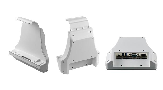 Three views of a TMT-4391 mount