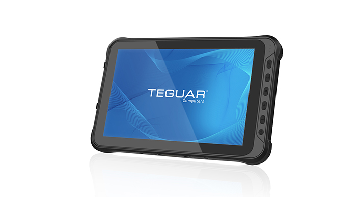 Teguar TRT-Q5380 rugged tablet with Qualcomm