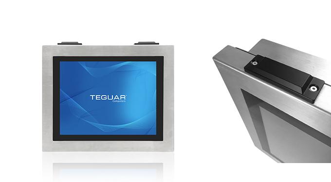 Teguar TSX-5010 with flat antennae
