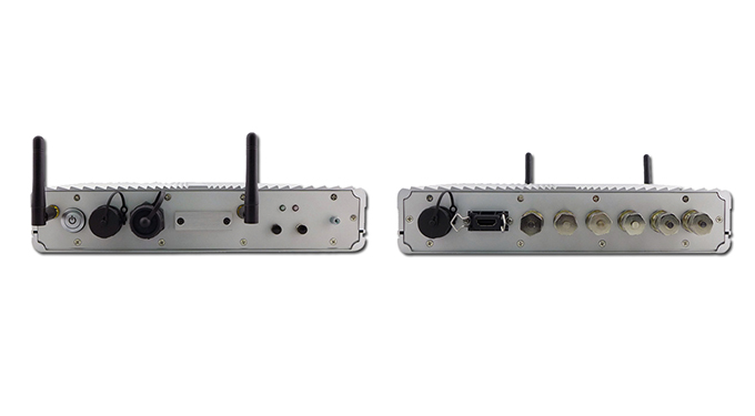 Inputs and outputs of the Teguar TWB-3520