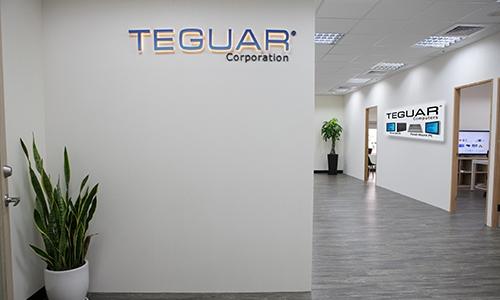 Teguar office in Taiwan