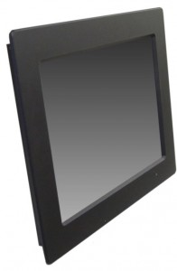 Ultra-slim touchscreen monitor