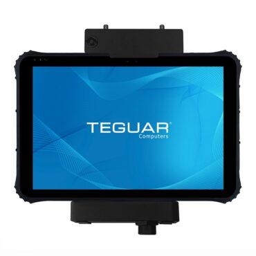 """Rugged Tablet Forklift Dock with 12"""" Tablet"""