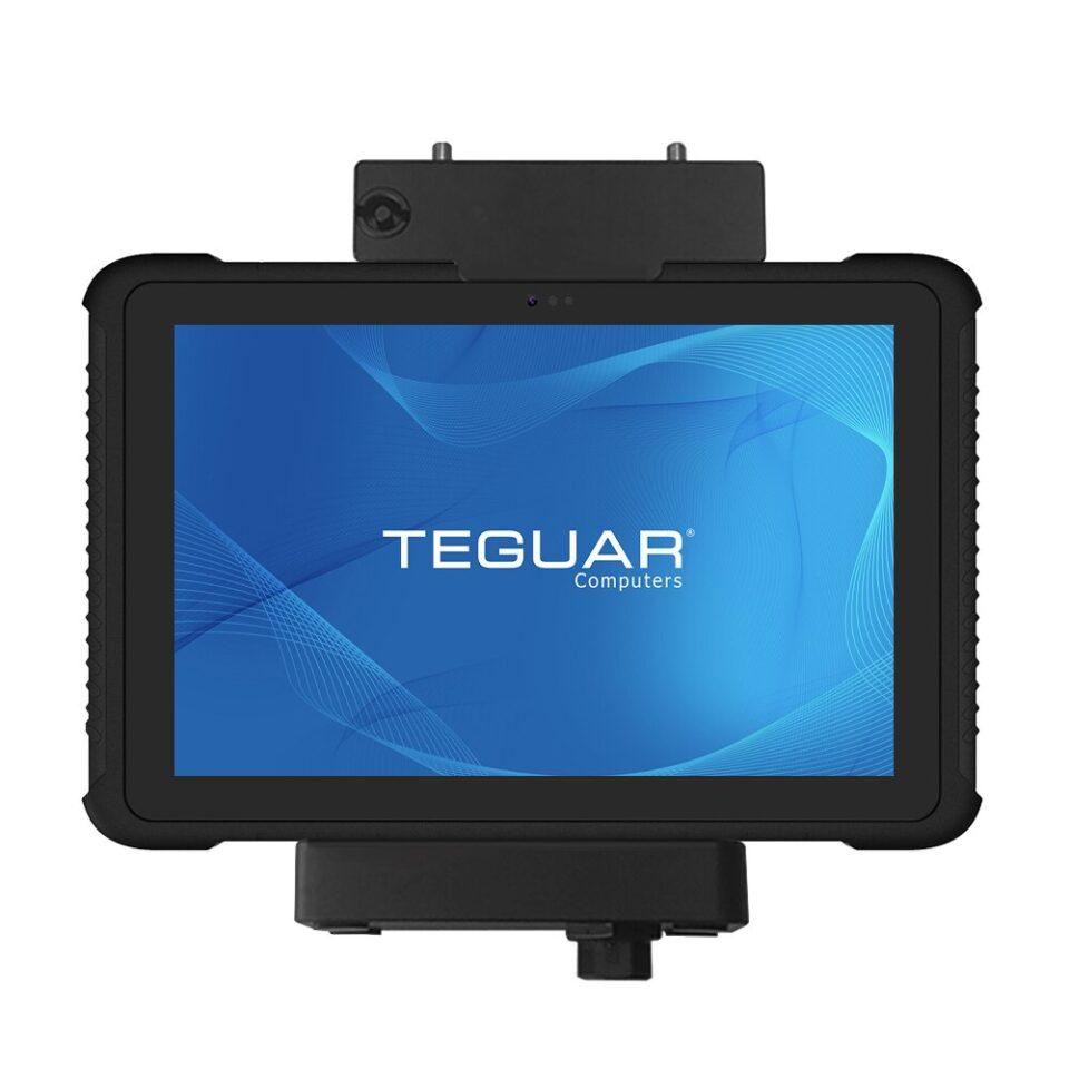"""Rugged Tablet Forklift Dock with 10"""" Tablet"""