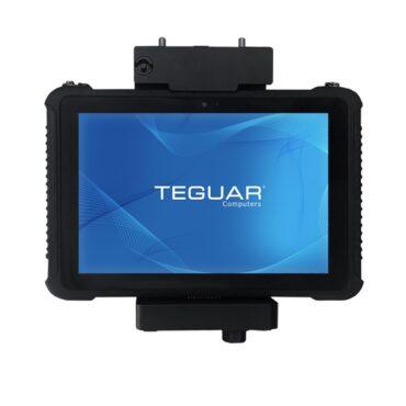 """Rugged Tablet Forklift Dock with 8"""" Tablet"""
