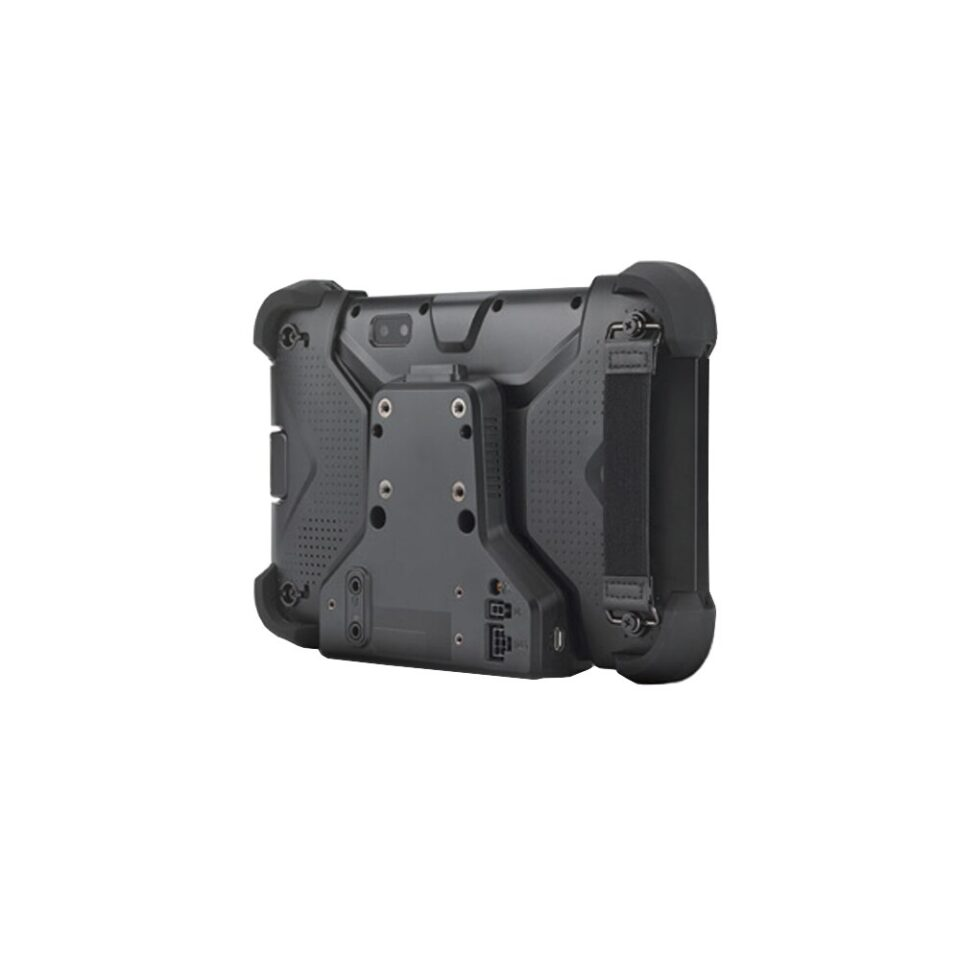 Rugged Tablet with Vehicle Dock