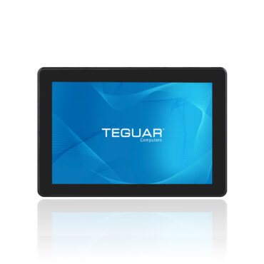 Front view of the Teguar 10-inch Economy Panel PC